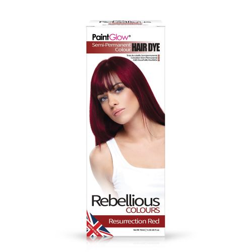 Resurrection Red - Semi Permanent Hair Dye 70ml